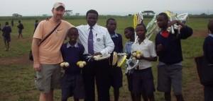 Lacrosse Meets Kenya